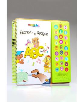 Escreva e Apague | ABC com Sons | Todolivro