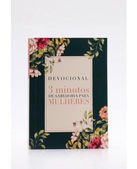 Devocional | 3 Minutos de Sabedoria Para Mulheres | Clássica