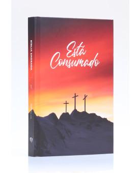 Bíblia Sagrada | ACF | Letra Média | Capa Dura | Está Consumado