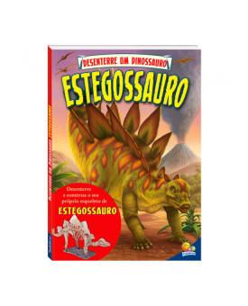 Desenterre um Dinossauro | Estegossauro | Todolivro