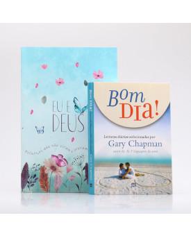 Kit Eu e Deus + Bom Dia! Leituras Diárias por Gary Chapman | Mulheres de Honra