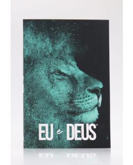Devocional Eu e Deus | Leão Azul | Livro de Oração