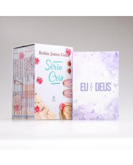 Kit 13 Livros | Série Cris Robin Jones Gunn + Eu e Deus Lílas