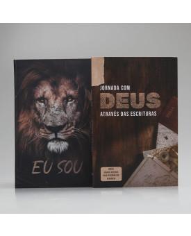 Kit Jornada com Deus Através das Escrituras Mapa | Eu Sou