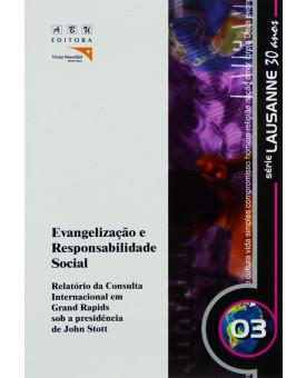 Evangelização E Responsabilidade Social