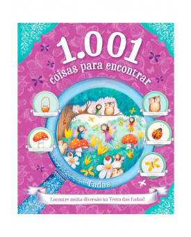 1.001 Coisas para Encontrar | Fadas | Igloo Books