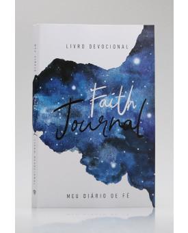 Devocional | Faith Journal | Meu Diário de Fé | Aquarela Espaço