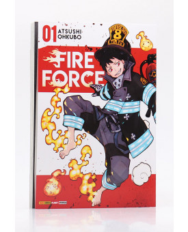Fire Force | Vol.1 | Atsushi Ohkubo