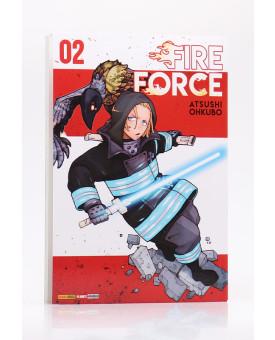 Fire Force | Vol.2 | Atsushi Ohkubo
