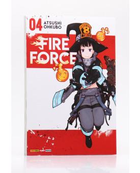 Fire Force | Vol.4 | Atsushi Ohkubo