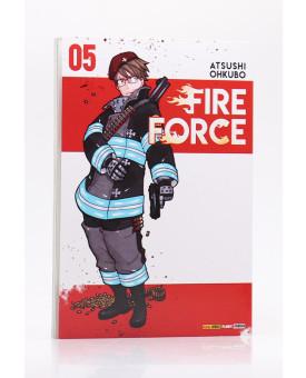 Fire Force | Vol.5 | Atsushi Ohkubo