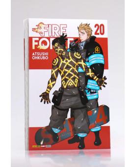 Fire Force | Vol.20 | Atsushi Ohkubo
