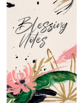 Blessing Notes | Floral Branco
