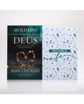 Kit 2 Livros | Moldados Diariamente Através da Fé | Flores do Campo