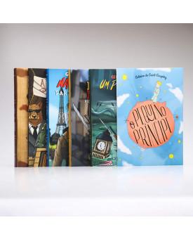 Kit 6 Livros | George Orwell | Incluindo Grátis O Pequeno Príncipe