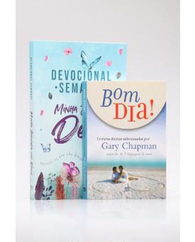 Kit Devocional Semanal + Bom Dia! Leituras Diárias por Gary Chapman | Mulheres de Honra