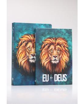 Kit Bíblia RA Leão Aslam + Eu e Deus | Homem Sábio