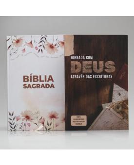 Kit Jornada com Deus Através das Escrituras Mapa | Garden