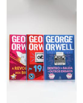Kit 3 Livros | George Orwell