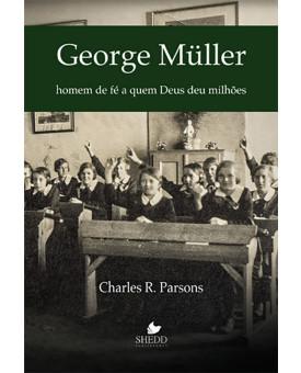 Livro Homem de Fé: George Müller