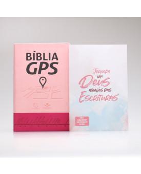 Kit Bíblia GPS + Jornada com Deus Através das Escrituras | Deus