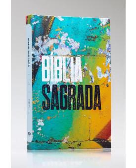 Bíblia Sagrada | ACF | Letra Média | Capa Dura | Grafite Color