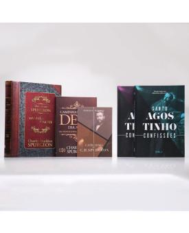 Kit 5 Livros | Grandes Teólogos Cristãos