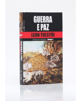 Guerra e Paz | Vol. 1 | Edição de Bolso | Leon Tolstói