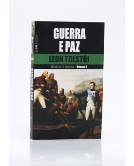 Guerra e Paz | Vol. 2 | Edição de Bolso | Leon Tolstói