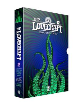 Box 3 Livros | Os Melhores Contos | Vol.2 | H.P. Lovecraft