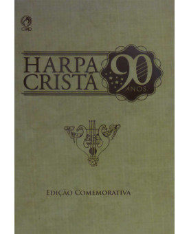 Harpa Cristã | 90 Anos | capa dura