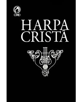 Harpa Cristã | POP | Preta | Grande