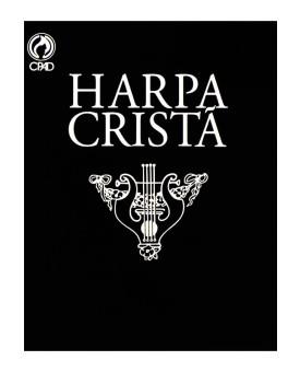 Harpa Cristã | POP | Média | Preta