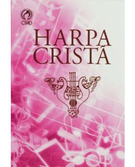 Harpa Cristã | POP | Grande | Pink