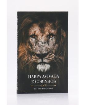 Harpa Avivada e Corinhos   Brochura   Letra Hipergigante   Eu Sou