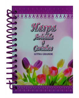 Harpa Avivada e Corinhos |Tulipa