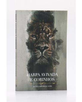 Harpa Avivada e Corinhos   Brochura   Letra Hipergigante   Rei dos Reis