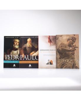 Kit 4 Livros | Para Estudar a Bíblia | Hernandes Dias Lopes