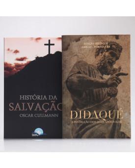 Kit 2 Livros | História da Salvação + Didaqué