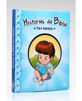 Histórias da Bíblia | Para Meninos | Cristina Marques