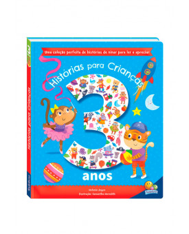 Histórias para Crianças | 3 anos | Todolivro