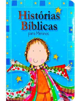 Histórias Bíblicas Para Meninos   Ciranda Cultural