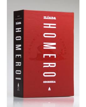Box 2 Livros | Odisseia e Ilíada | Homero