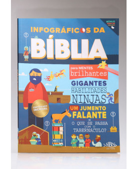 Infográficos da Bíblia | Todolivro