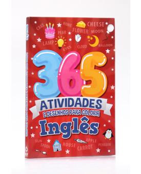 365 Atividades e Desenhos Para Colorir   Inglês