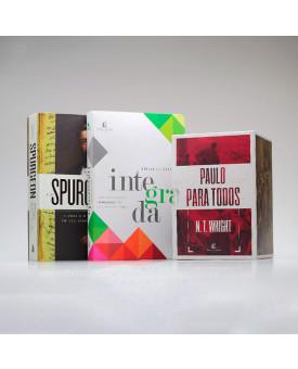 Kit Integrados na Palavra | Bíblia Integrada + Livros