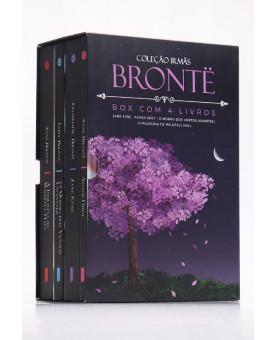 Box 4 Livros   Irmãs Brontë   Capa Dura   Edição de Colecionador   1.624 páginas