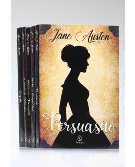 Kit 5 Livros | Jane Austen