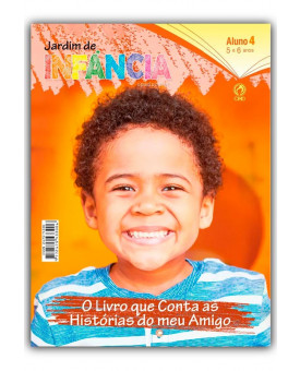 Revista | Escola Bíblica Dominical | Jardim de Infância | Aluno | 4° Trimestre | 2019