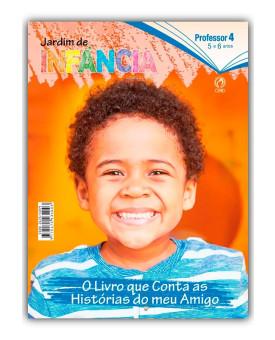 Revista | Escola Bíblica Dominical | Jardim de Infância | Professor | 4° Trimestre | 2019